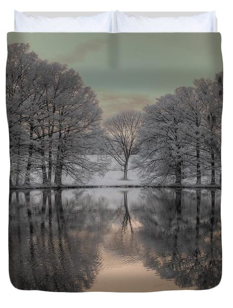 Shaw Nature Reserve Duvet Cover