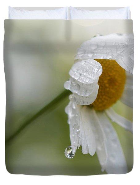 Shedding A Tear Duvet Cover by Lisa Knechtel