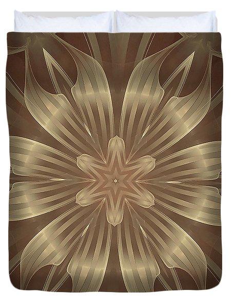 Sheer Linen Duvet Cover