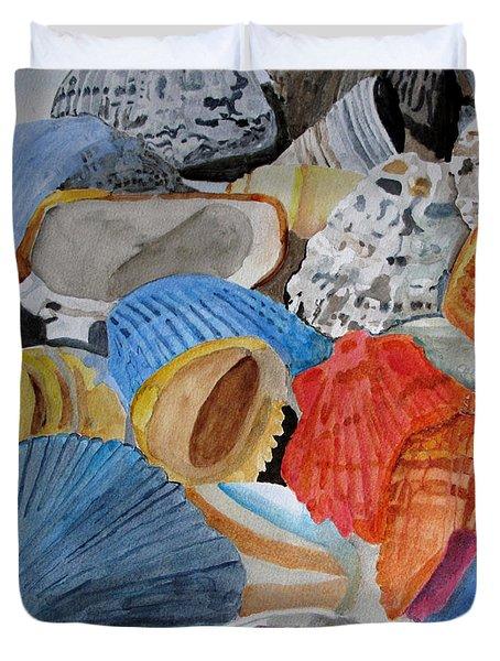 Shellers Delight Duvet Cover
