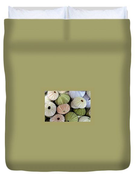Shells 5 Duvet Cover