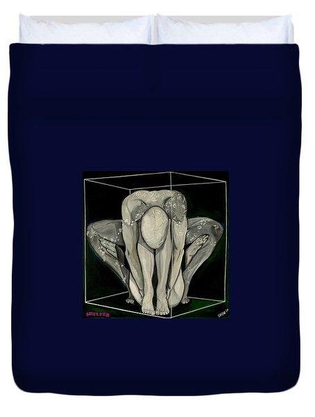 Shelter Duvet Cover by Darlene Graeser