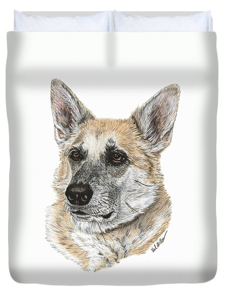 Shepherd Beauty Duvet Cover