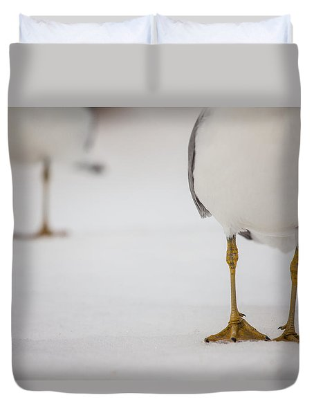 Shes Got Legs Duvet Cover
