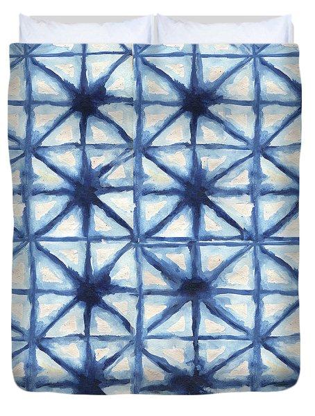 Shibori Iv Duvet Cover