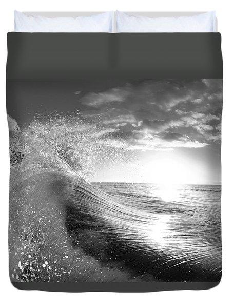Shiny Comforter Duvet Cover