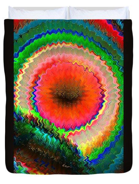 Shockwave Duvet Cover