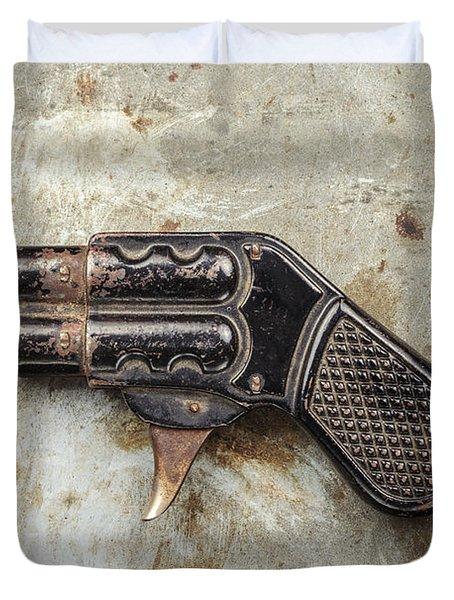 Shoot Duvet Cover by Martin Bergsma