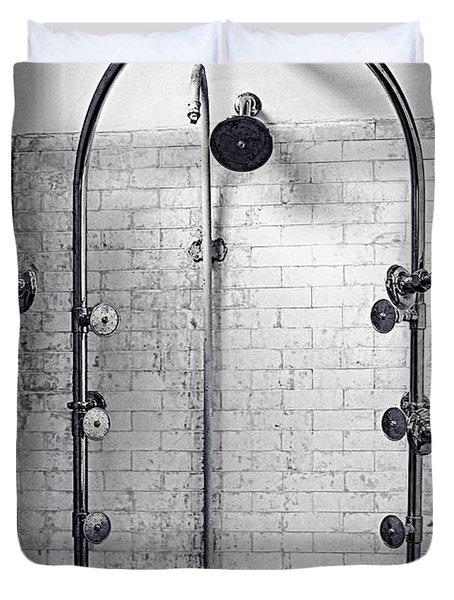 Showerfall Duvet Cover