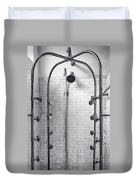 Showerfall Duvet Cover