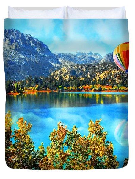Sierra Dreaming  Duvet Cover