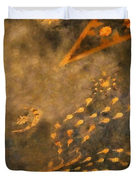 Signs and portents painting by rc dewinter for Sign and portents