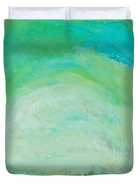 Silicon Valley Duvet Cover by Joseph Demaree