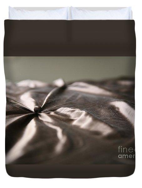 Silk Duvet Cover by Lynn England