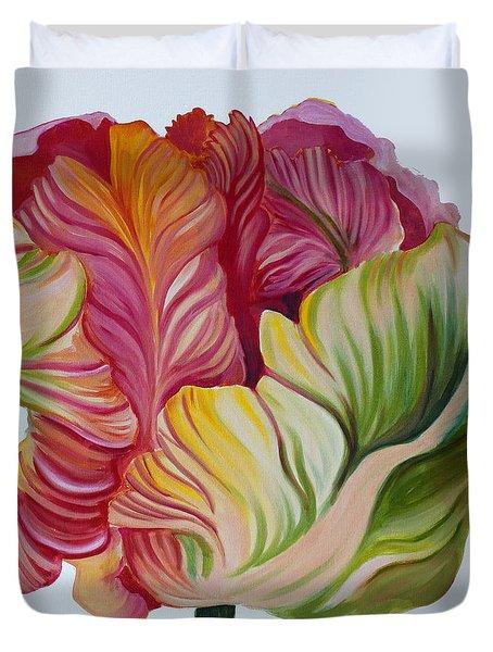 Simple Tulip Duvet Cover