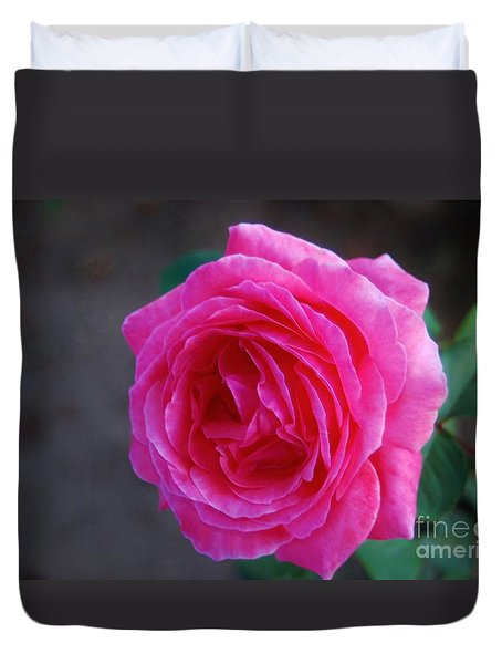 Simply A Rose Duvet Cover