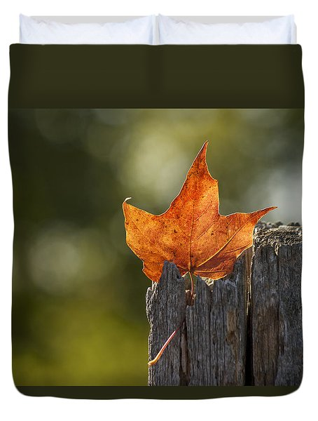 Simply Autumn Duvet Cover