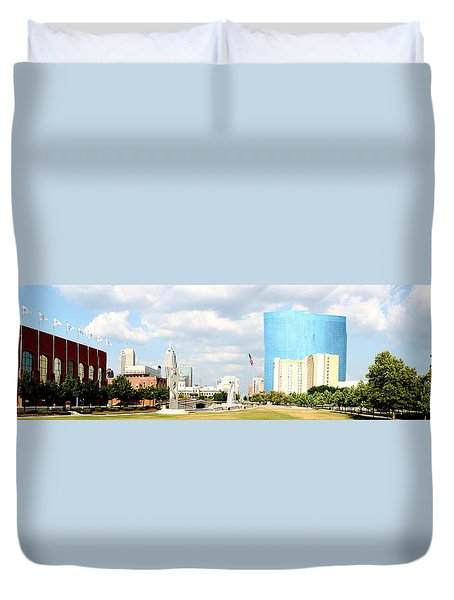 Simply Indy Duvet Cover