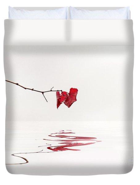 Simply Leaves Duvet Cover