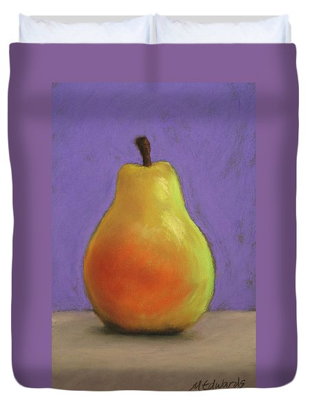 Simply Pear Duvet Cover