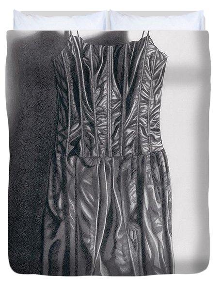 Sin Cuerpo Duvet Cover