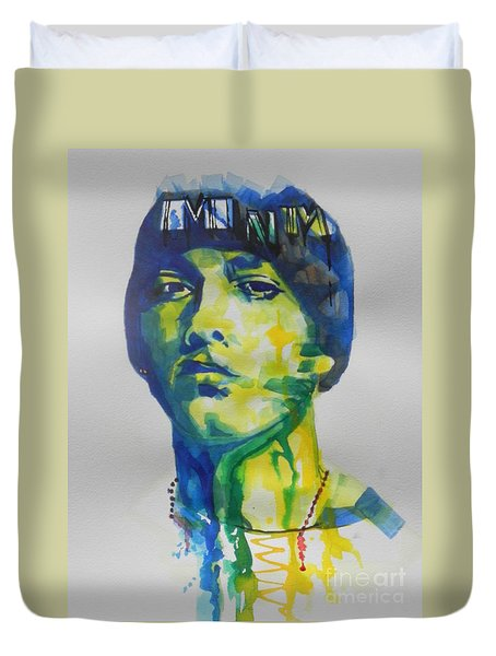 Rapper  Eminem Duvet Cover