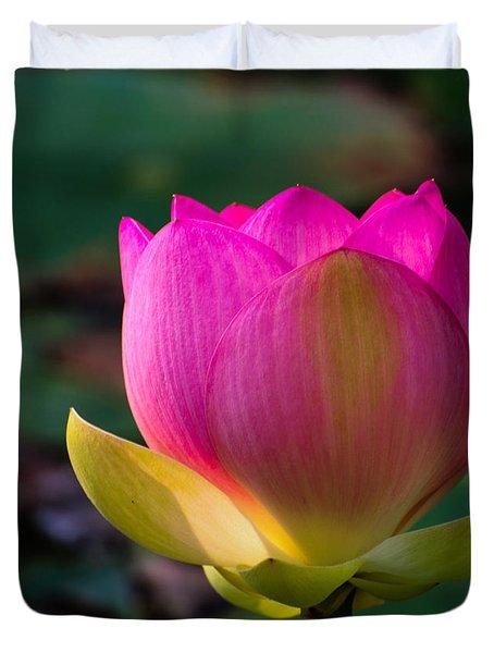 Single Blossum Duvet Cover