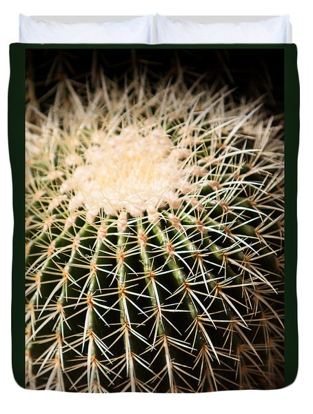 Single Cactus Ball Duvet Cover