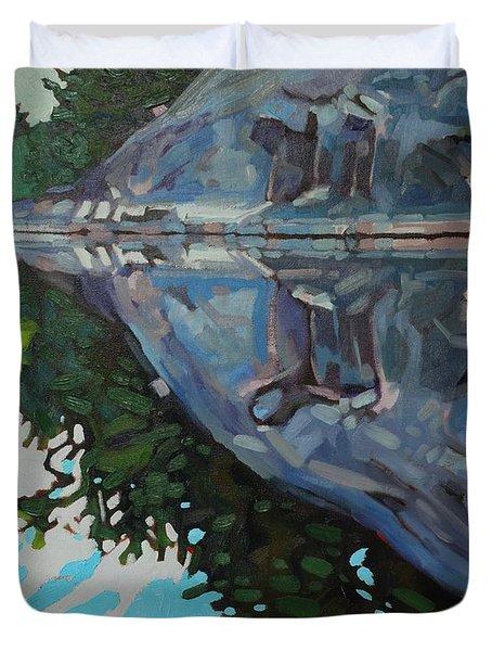 Singleton Marble Duvet Cover