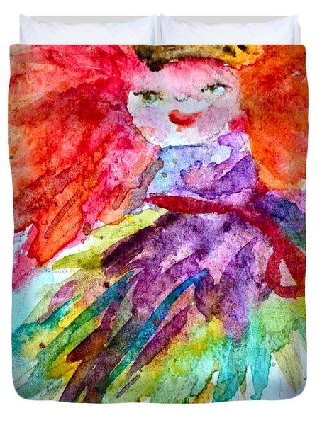 Siofra Duvet Cover by Beverley Harper Tinsley