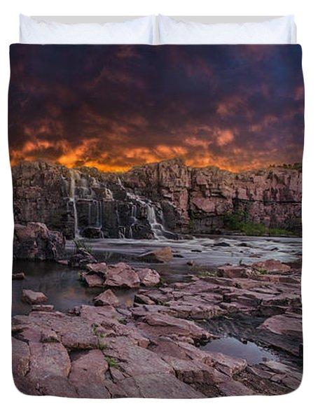 Sioux Falls Duvet Cover