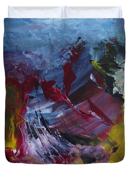 Sirens Duvet Cover