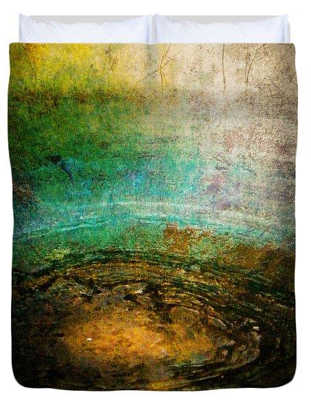 Siren's Secret Duvet Cover