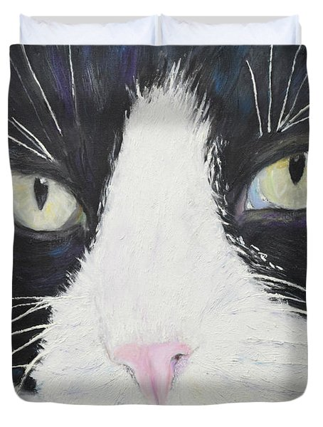 Sissi The Cat 2 Duvet Cover
