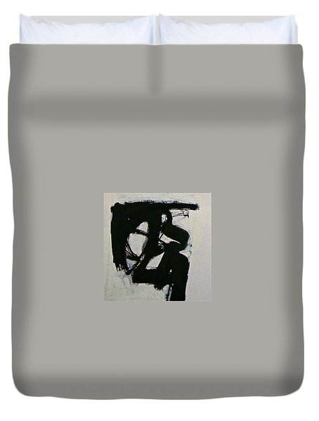 Duvet Cover featuring the painting Sketchbook 3 Pg 19  by Cliff Spohn