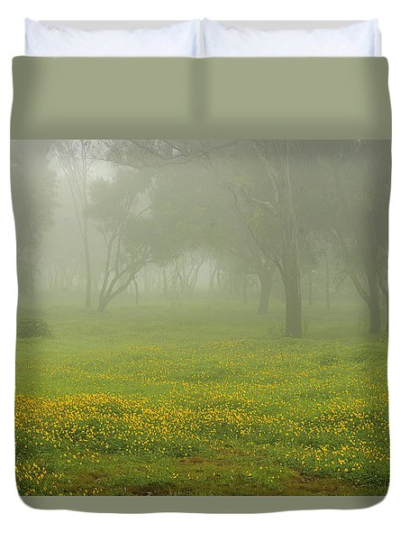 Skc 0835 Romance In The Meadows Duvet Cover