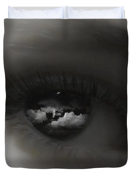 Sky Eye Duvet Cover