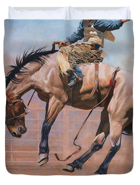 Sky High Duvet Cover by JQ Licensing