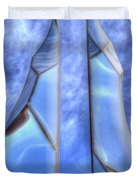 Skycicle Duvet Cover