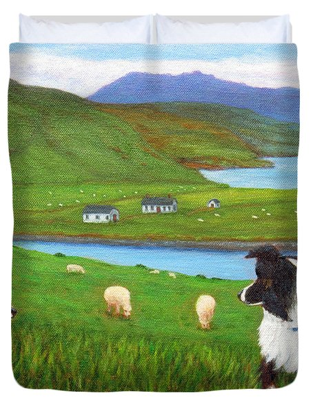 Skye Watch Duvet Cover