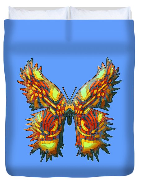 Skyfly Butterfly Duvet Cover