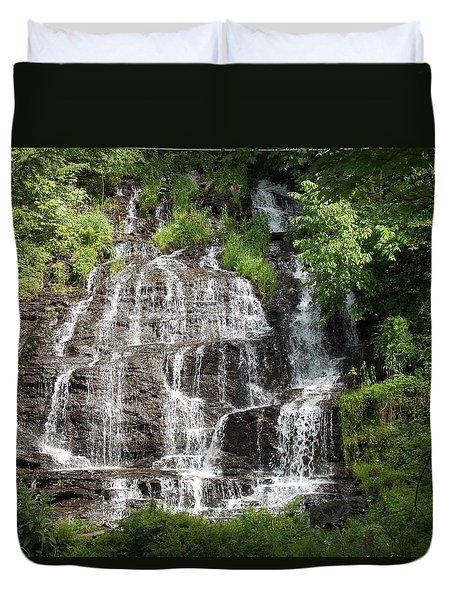 Slatebrook Falls Duvet Cover