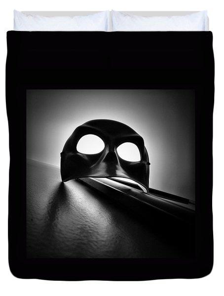 Sleep No More Duvet Cover
