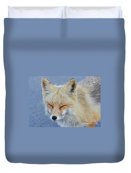 Sleep Walking Duvet Cover