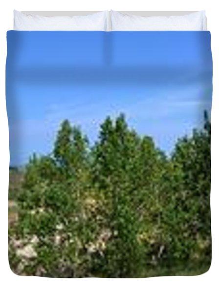 Sleeping Bear Dunes National Lakeshore Duvet Cover
