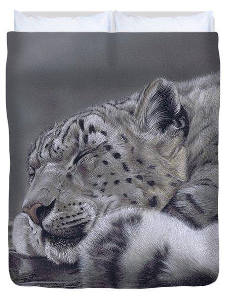Sleeping Beauty Duvet Cover