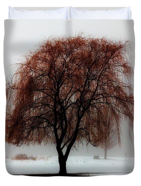 Sleeping Willow Duvet Cover