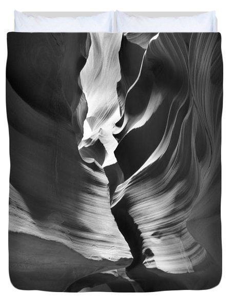Slot Canyon 4 Duvet Cover