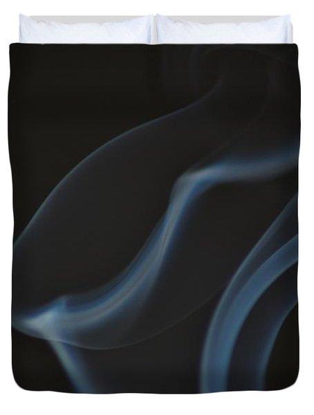 Smoke 1 Duvet Cover