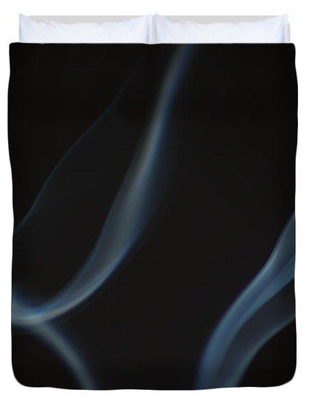 Smoke 3 Duvet Cover